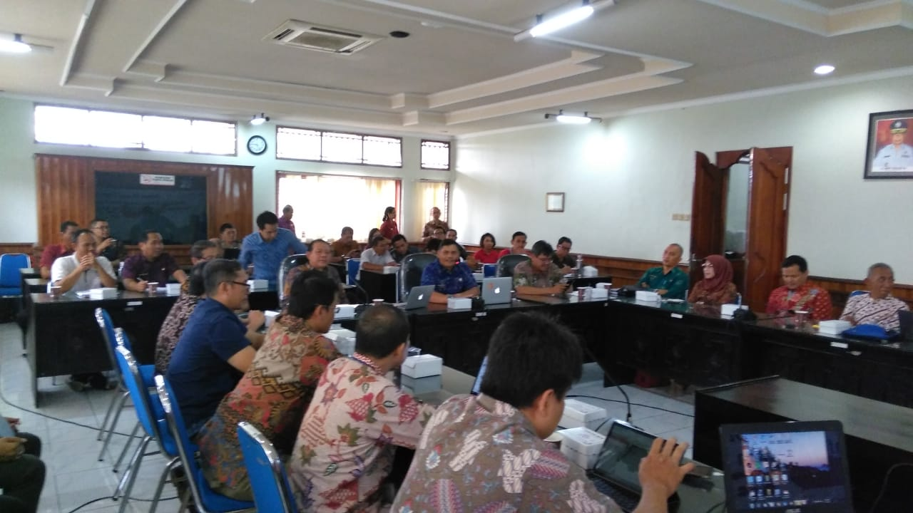 Dishub Provinsi Bali Gelar Focus Group Discussion Kendaraan Listrik.