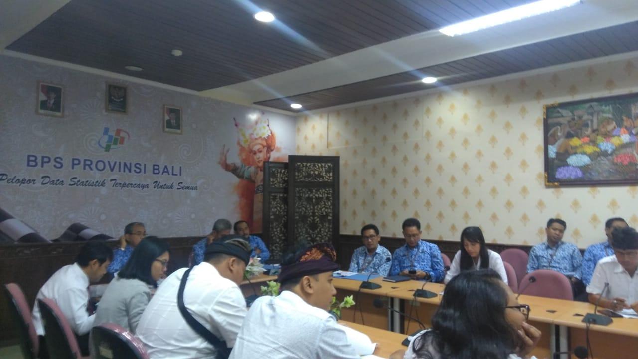 Press Release BRS Badan Pusat Statistik Bali