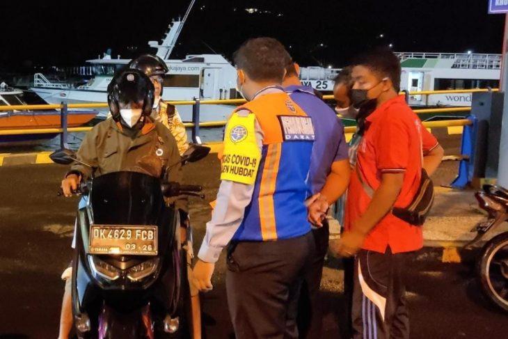 Sejak PPKM Darurat Diberlakukan Pada Pintu Masuk Bali, 80 PPDN Telah Dikembalikan ke Ketapang