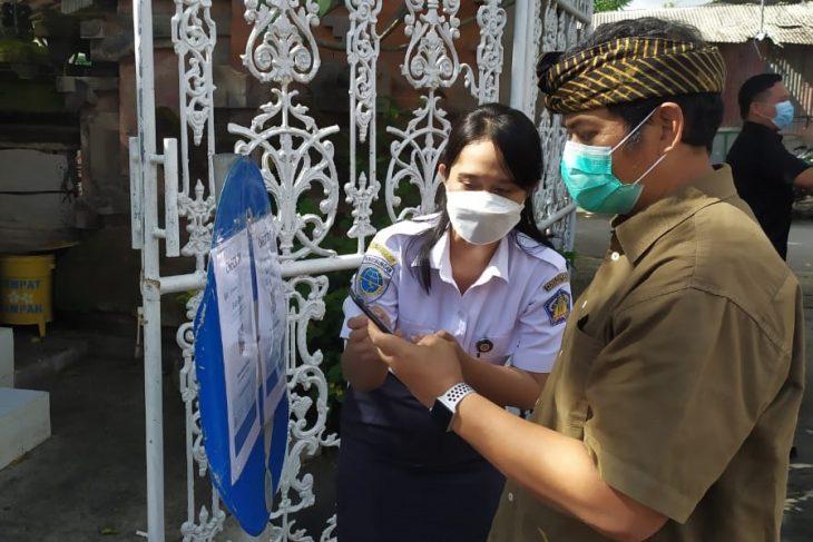 Buka Aplikasi PeduliLindungi untuk Masuk ke Dinas Perhubungan Provinsi Bali