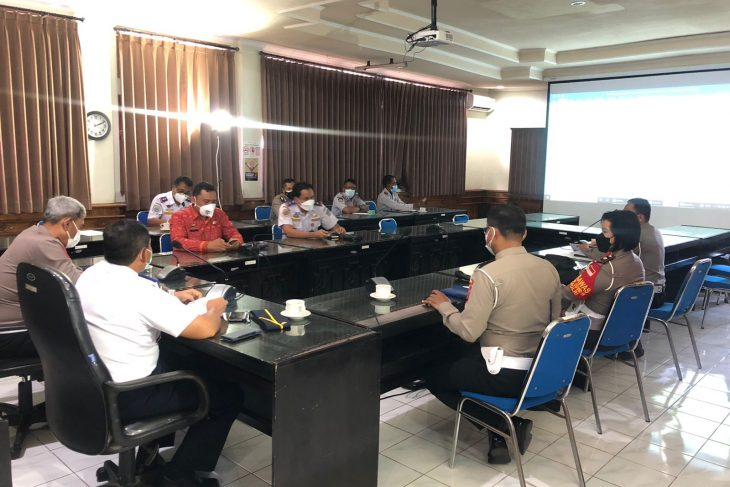 Pengaturan Lalu Lintas Sistem GANJIL GENAP pada PPKM Level 3 Provinsi Bali