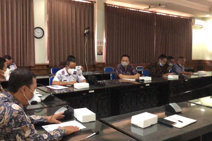 Kunjungan Kerja Komisi C DIY ke Kantor Dinas Perhubungan Provinsi Bali
